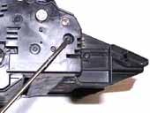 как заправить картридж hp 5942