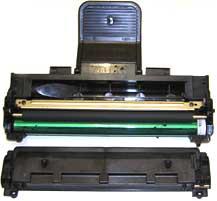 روش پر کردن کارتریج سامسونگ ML 1640، 1641 MLT-D108S کاربر